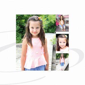 Collage zur Kindergartenfotografie