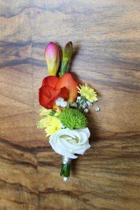 Blumenanstecker