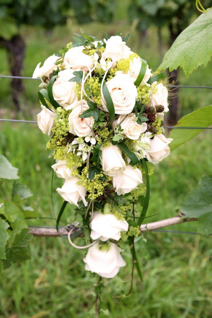 Blumenstrauß hängend