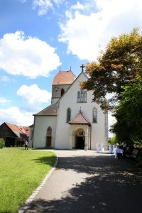 Kirche in Ludwigshafen am Bodensee