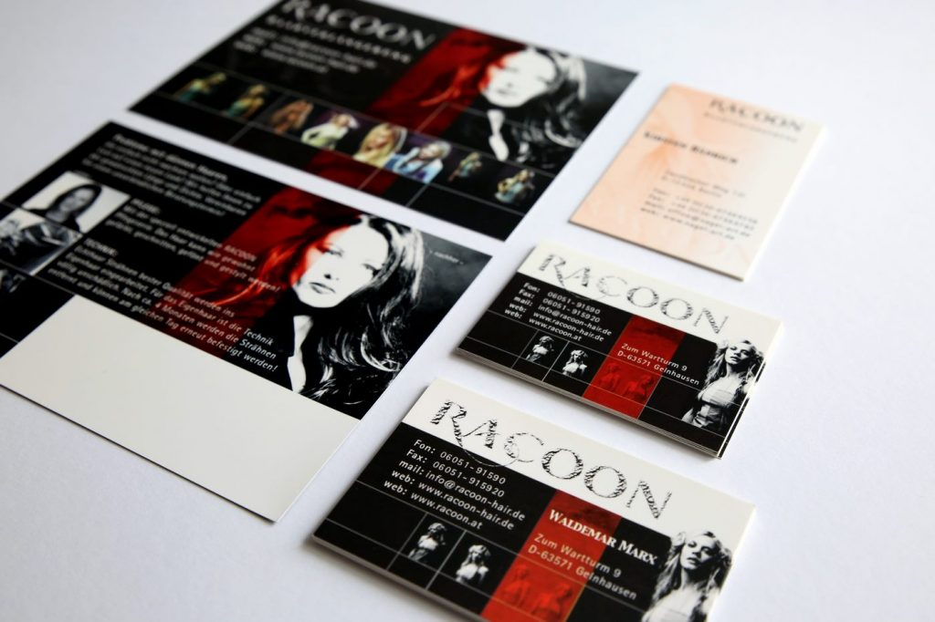 Racoon VK Karten