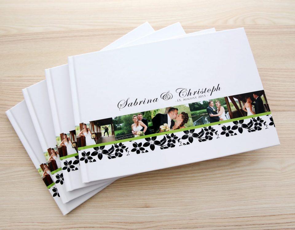 Fotobuch Serie zur Hochzeit