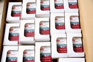 Visitenkarten im Karton Hairfashion Volkertshausen