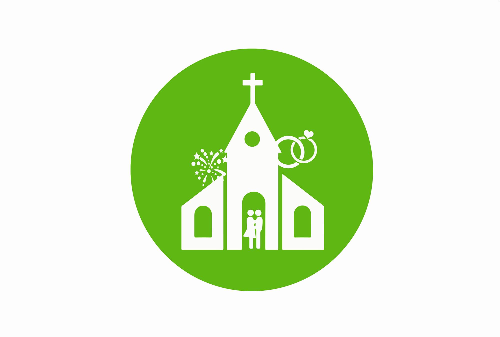 PMG Design Icon Hochzeit grün