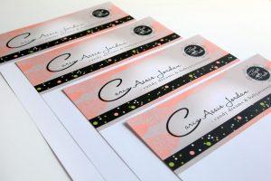 Briefpapier Carin Assis Jordan Candy-dreams.de