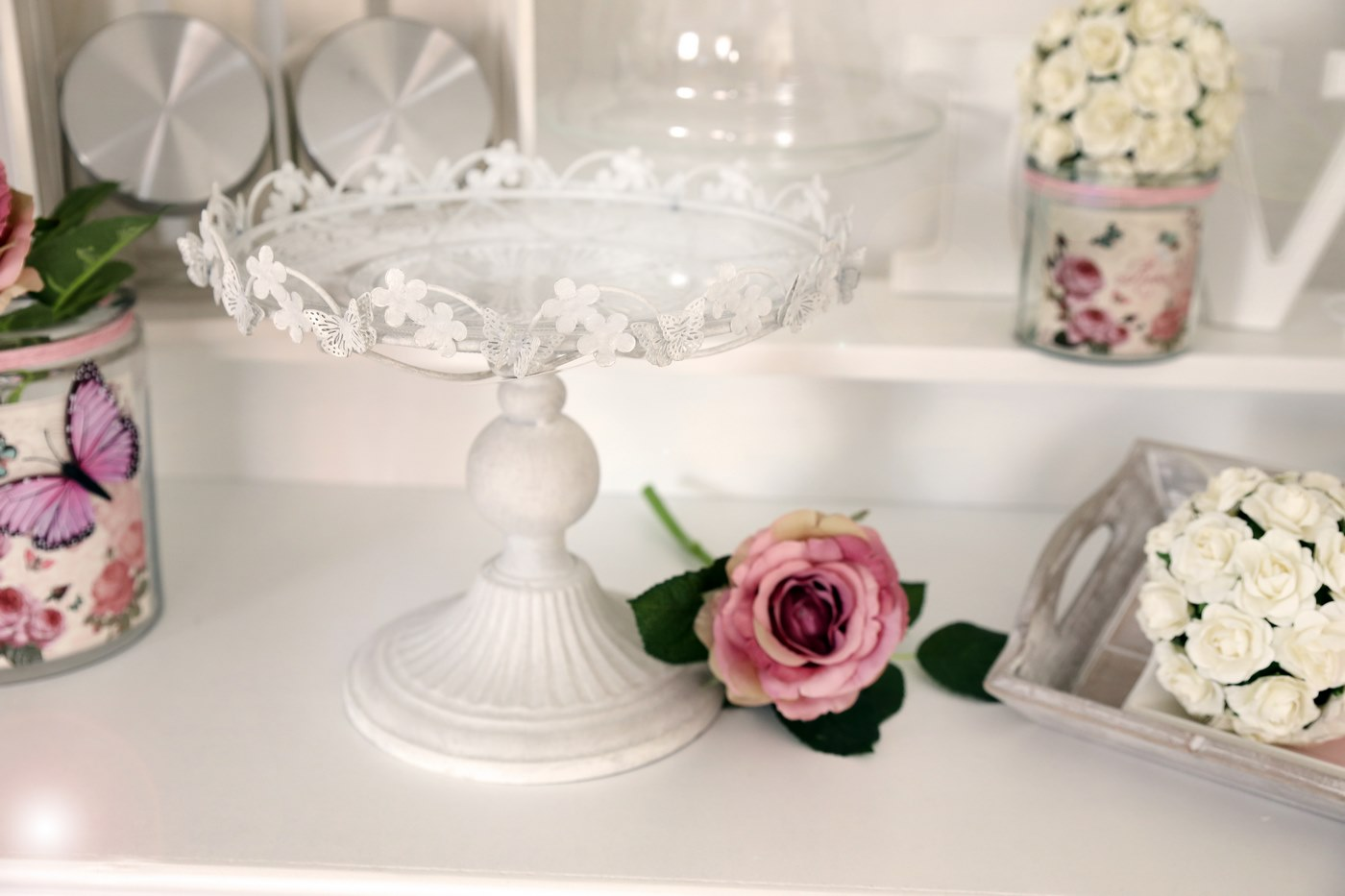 Candy Cart Vase
