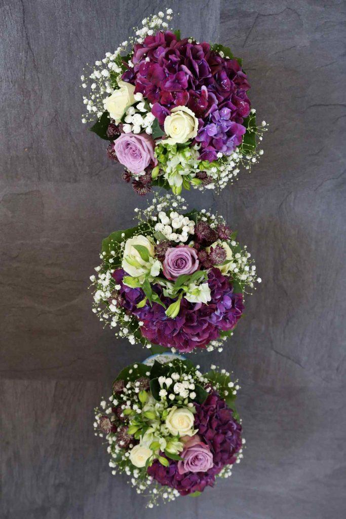 Hochzeitsblumen Brautstrauß
