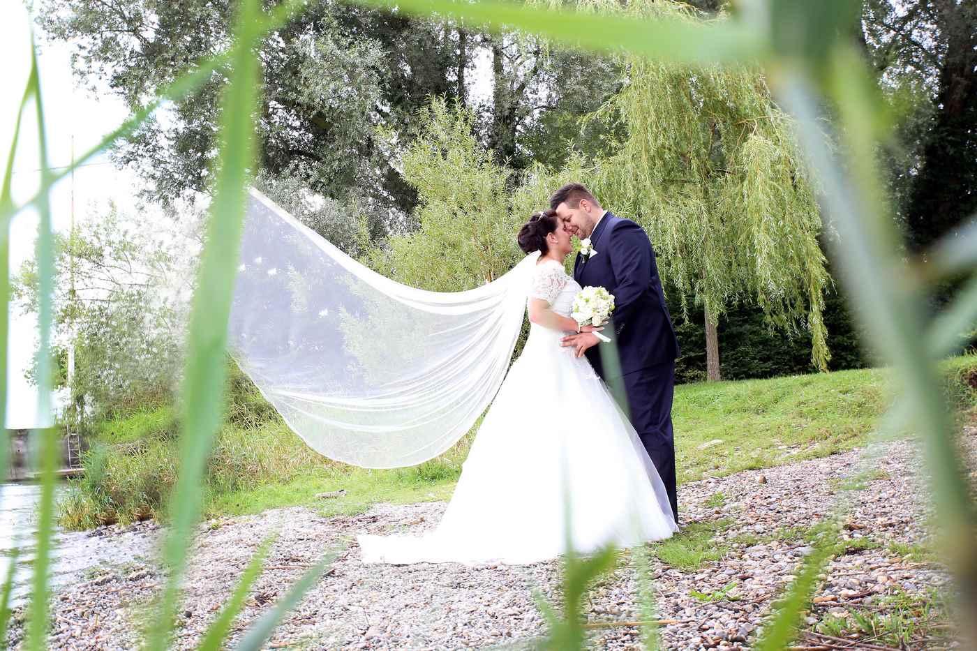 Bodensee Hochzeitsshooting